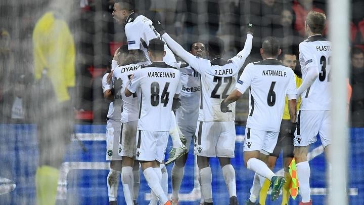 PSG-Ludogorets