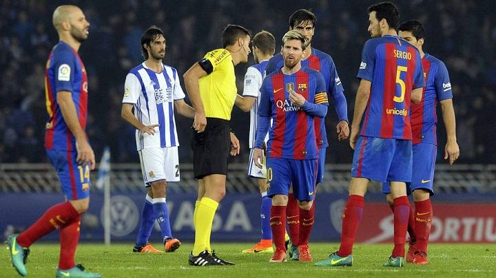 Barcelona-Real-Sociedad