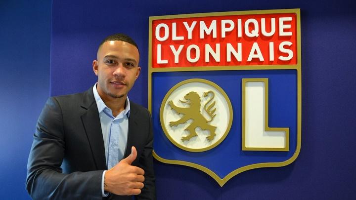 Depay-Lyon
