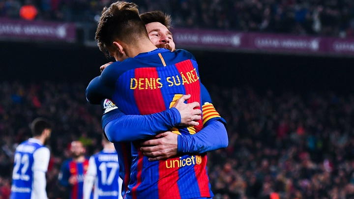 Messi-y-Denis-Suarez