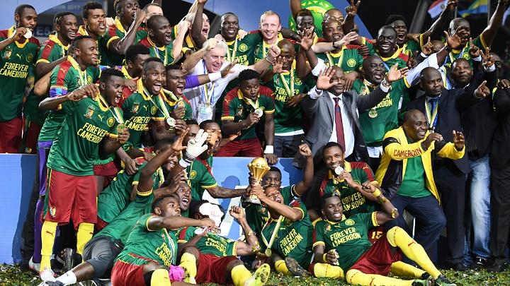 Camerun-Egipto-medallas