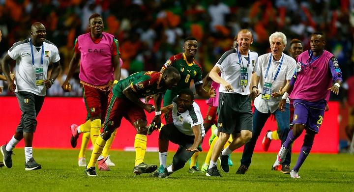 Camerun-Egipto