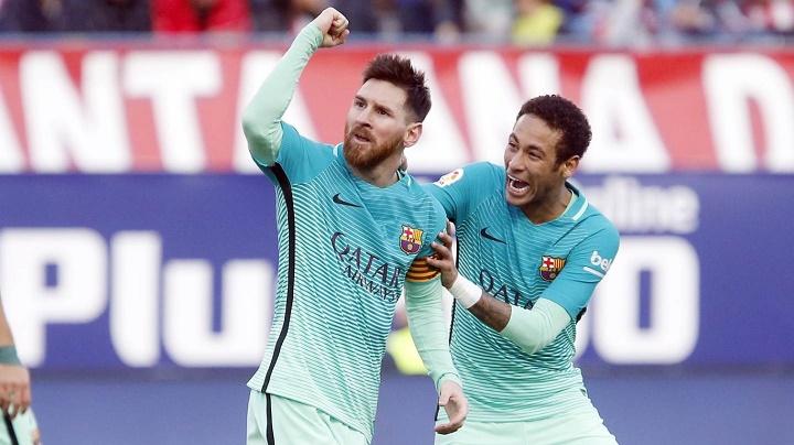 Messi-y-Neymar