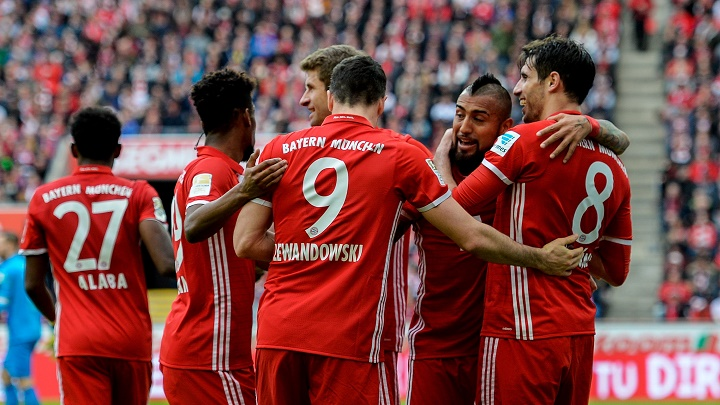 Bayern-victoria