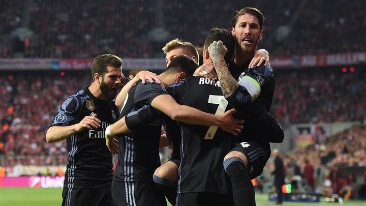Bayern-Madrid