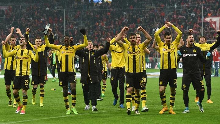 Dortmund-Allianz-Arena