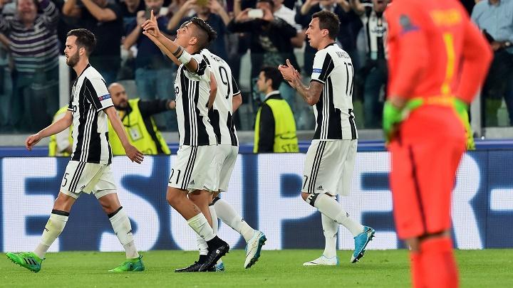 Juventus-Barcelona