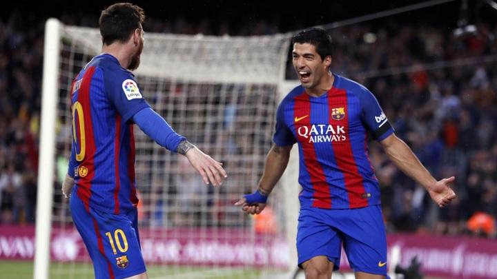 Messi-y-Suarez
