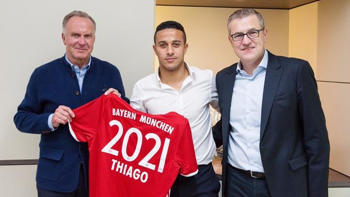 Thiago-Alcantara-Bayern