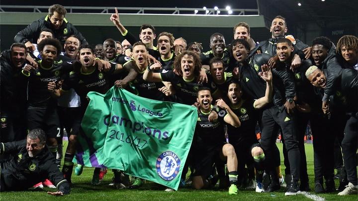 Chelsea-campeones