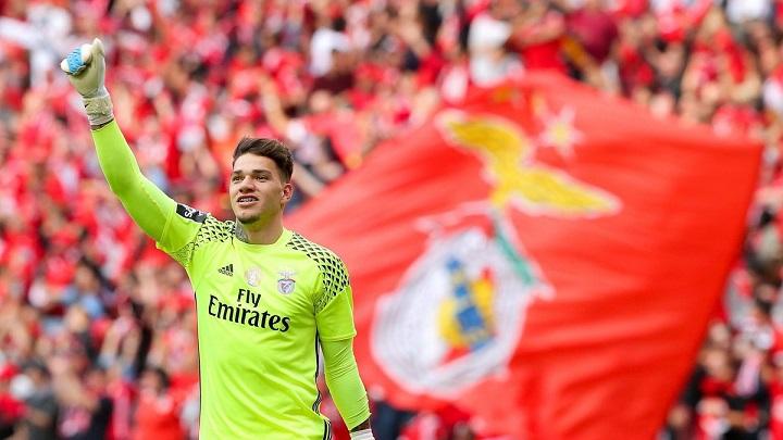 Ederson-Benfica