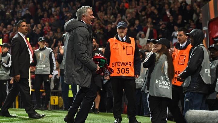 Mourinho-feliz