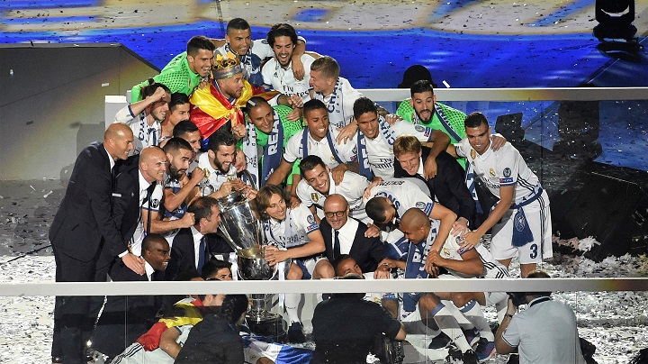 Madrid-Champions