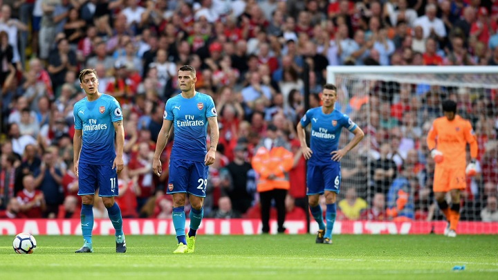 Arsenal-derrota