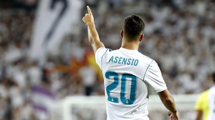 Asensio-gol