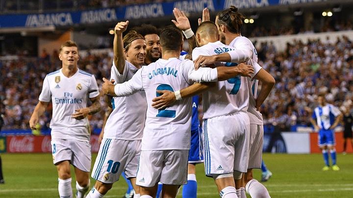 Deportivo-Madrid