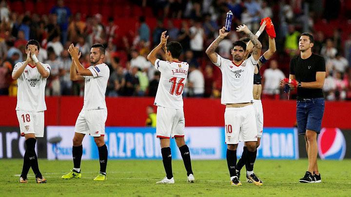 Sevilla-clasificacion