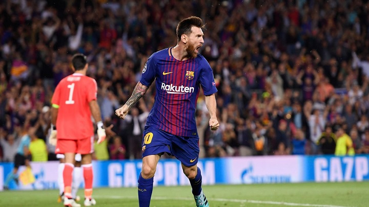 Messi-gol