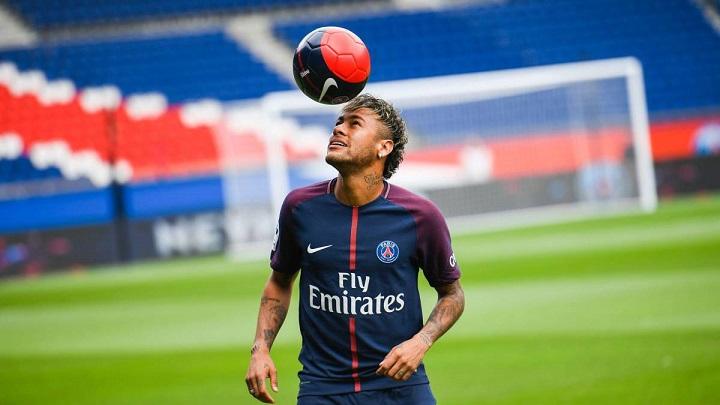 Neymar-PSG