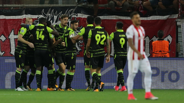 Olympiacos-Sporting