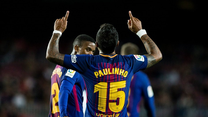 Paulinho-gol