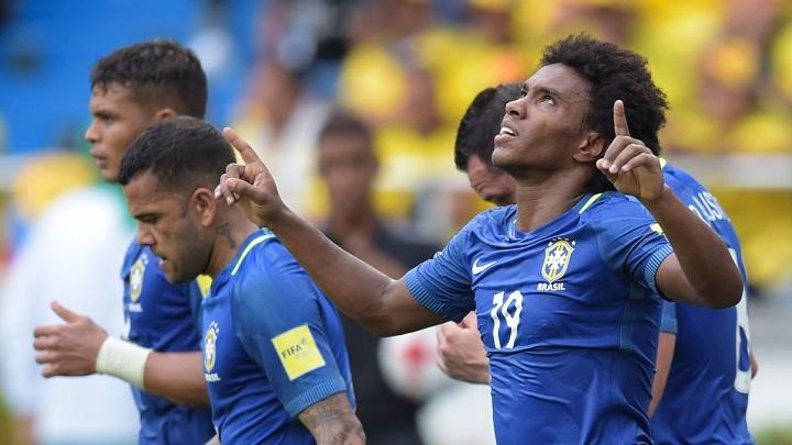 Willian-Brasil