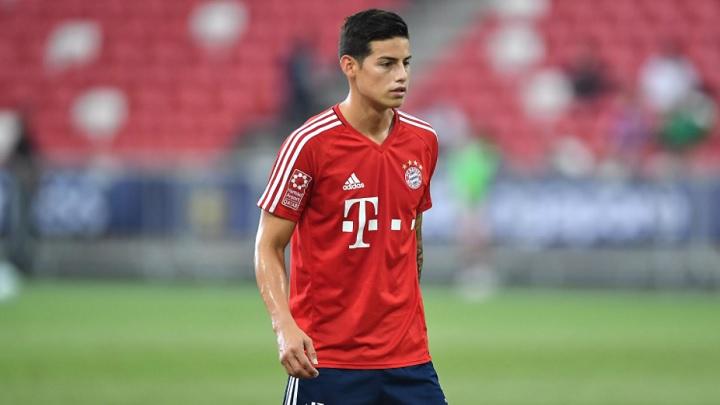 James-entrenamiento-Bayern