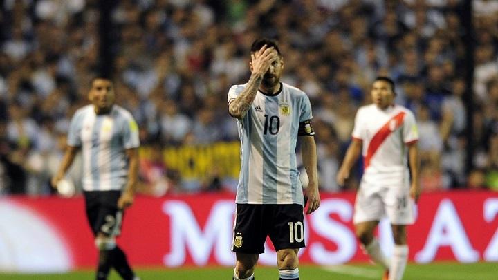 Messi-Peru