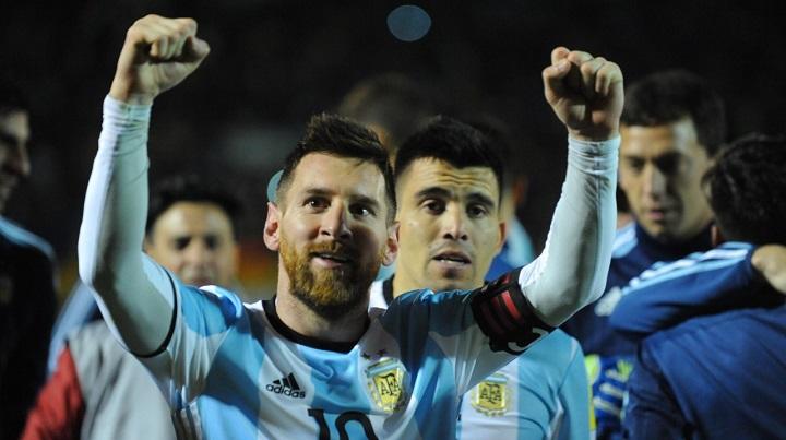 Messi-feliz