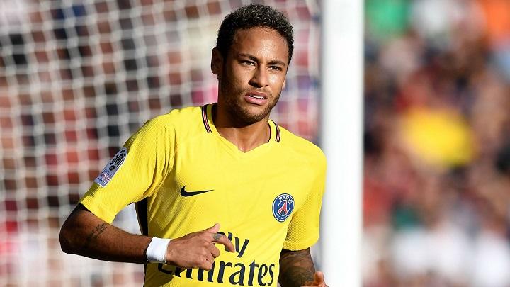 Neymar-PSG-camiseta-amarilla