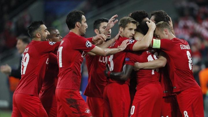 Spartak-Sevilla