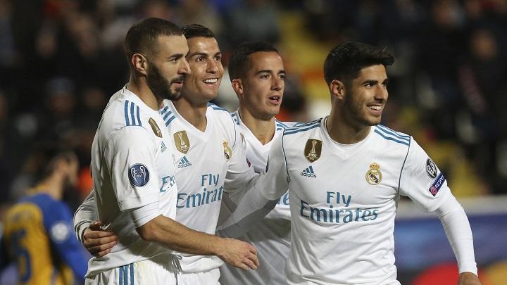 APOEL-Madrid
