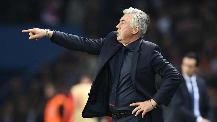 Ancelotti-dirigiendo