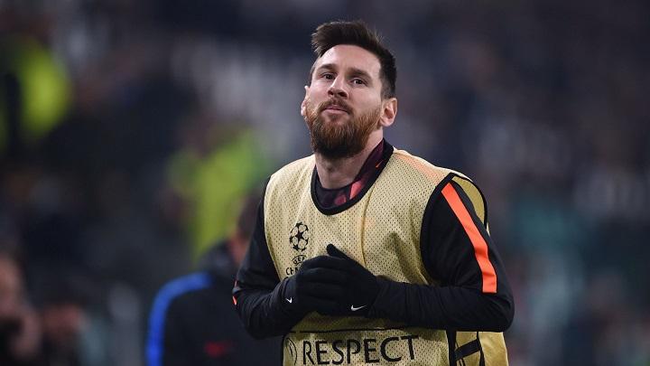 Messi-suplente