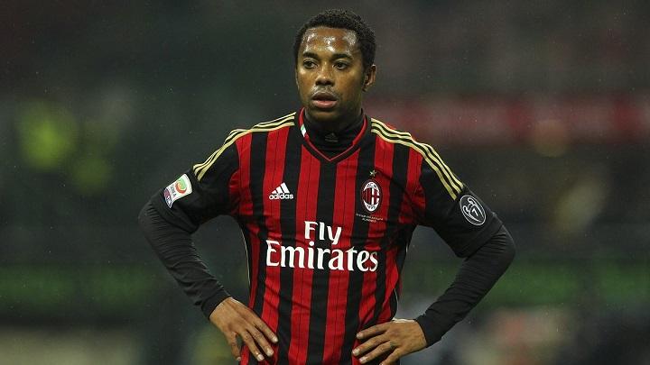 Robinho-Milan