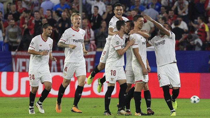Sevilla-Spartak