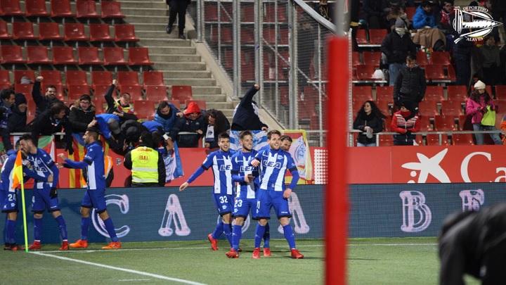 Girona-Alaves