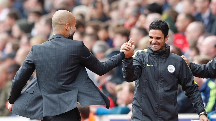 Guardiola-y-Arteta