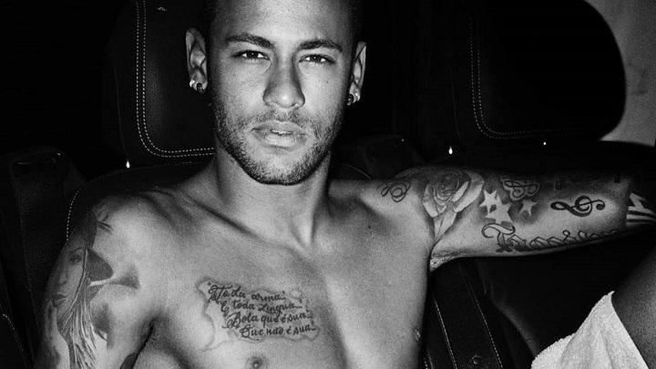 Neymar-desnudo