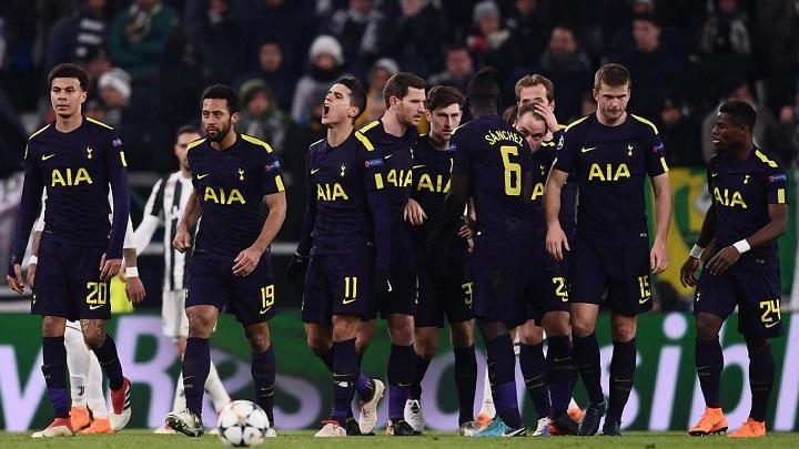 Tottenham-gol