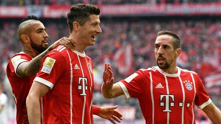 Lewandowski-Vidal-y-Ribery