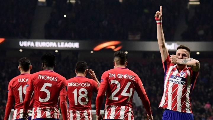 Saul-celebrando-gol