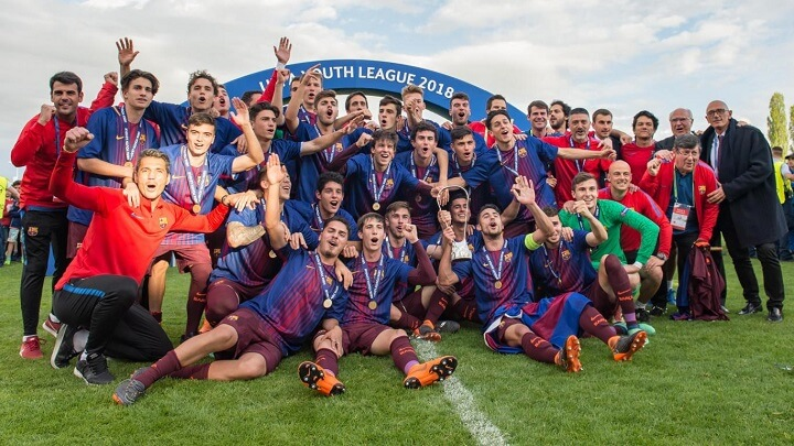 Barcelona-campeon-Youth-League