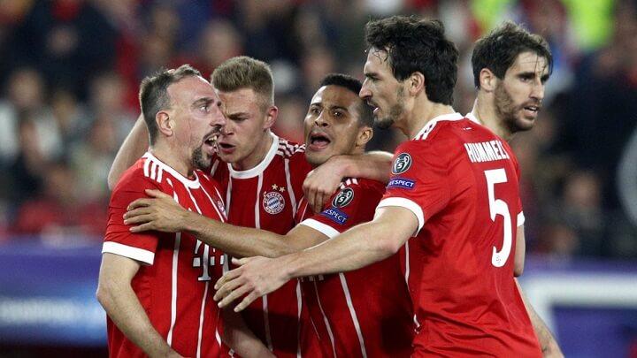 Ribery-gol