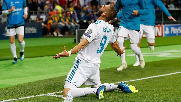 Benzema-gol