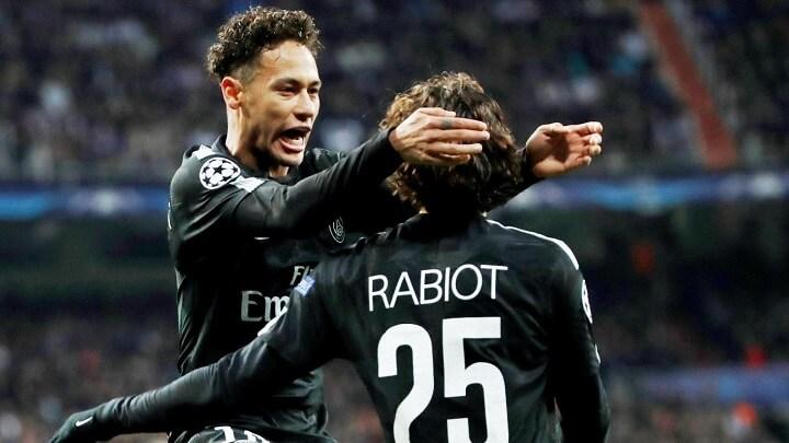 Neymar-y-Rabiot