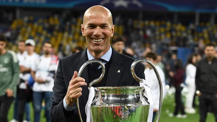 Zidane-Champions