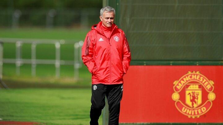 Mourinho-entrenamiento