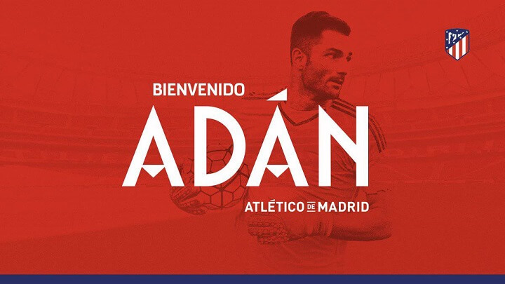 Antonio-Adan-Atletico