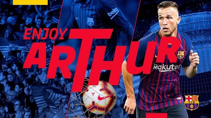 Arthur-Barcelona